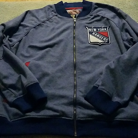 Mitchell   Ness vintage NHL hockey Jackets   Coats  3d27bc3c1